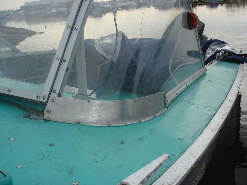 Стекло для лодки прогресс 2 своими руками 6
