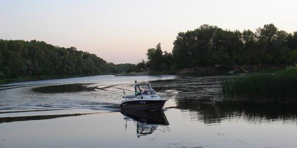 Возвращение с рыбалки