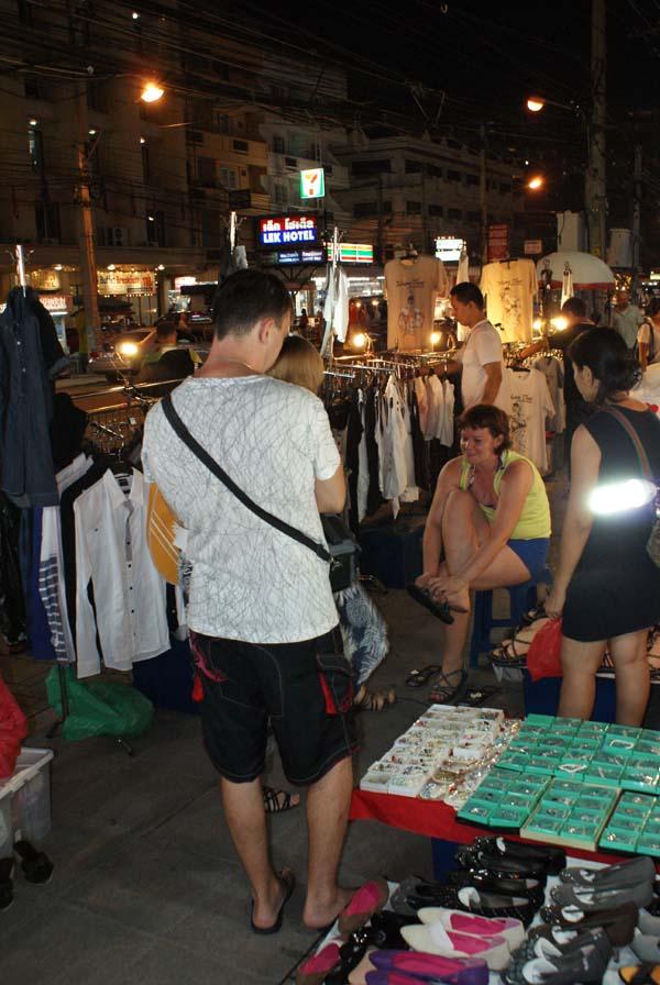 Рынок в Поттайе