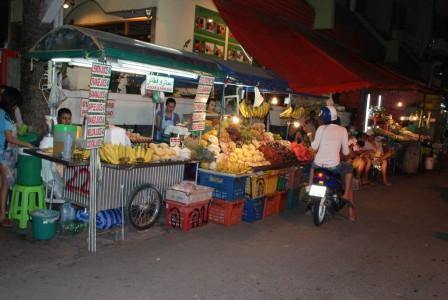 Торговцы фруктами