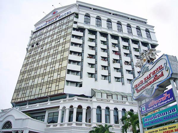 Отель Grand Sole
