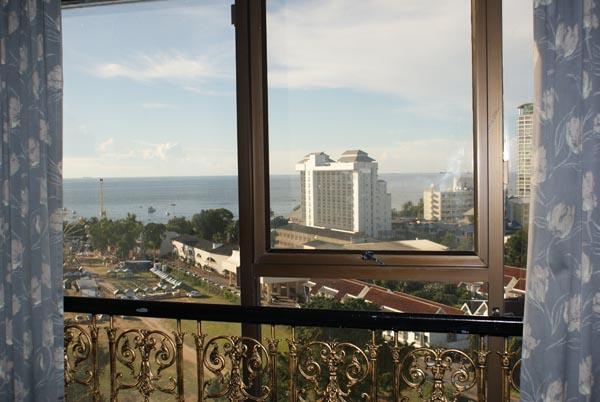Вид из отеля Grand Sole 3*