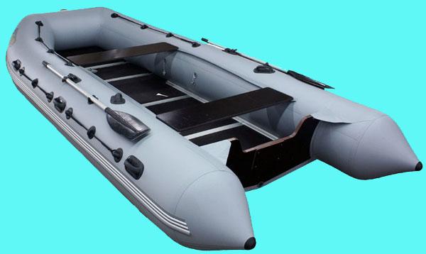 """Моторная лодка ПВХ """"Адмирал"""""""